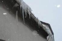 Eiszapfen entfernen, Saar-Pfalz-Straße