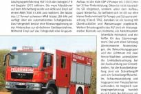 HLF im Feuerwehrmagazin vorgestellt