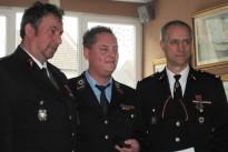 Hohe Auszeichnung für französische Feuerwehrkameraden