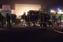 Lagerhallenbrand, Kleinottweilerstraße