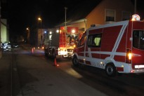 Garagenbrand, Saar-Pfalz-Straße
