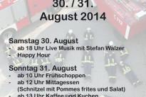 Feuerwehrfest 2014