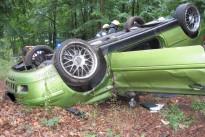 Verkehrsunfall mit Person