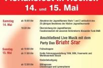 Floriansfest zu Pfingsten